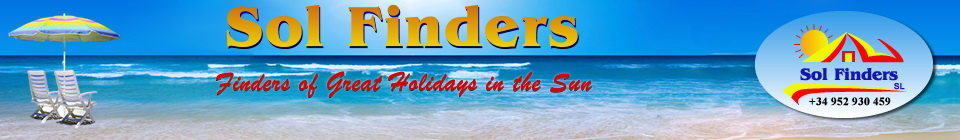 Sol Finders - Finders of Holidays in the Sun, Calahonda, Costa del Sol, Spain